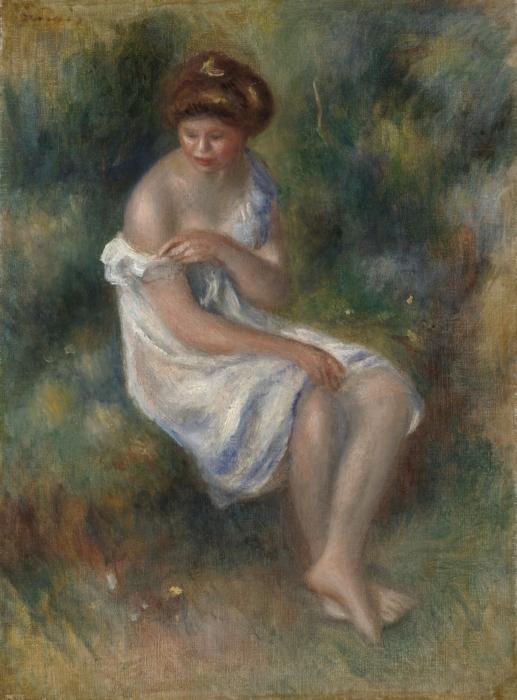 Pierre Auguste Renoir ~ Le figure