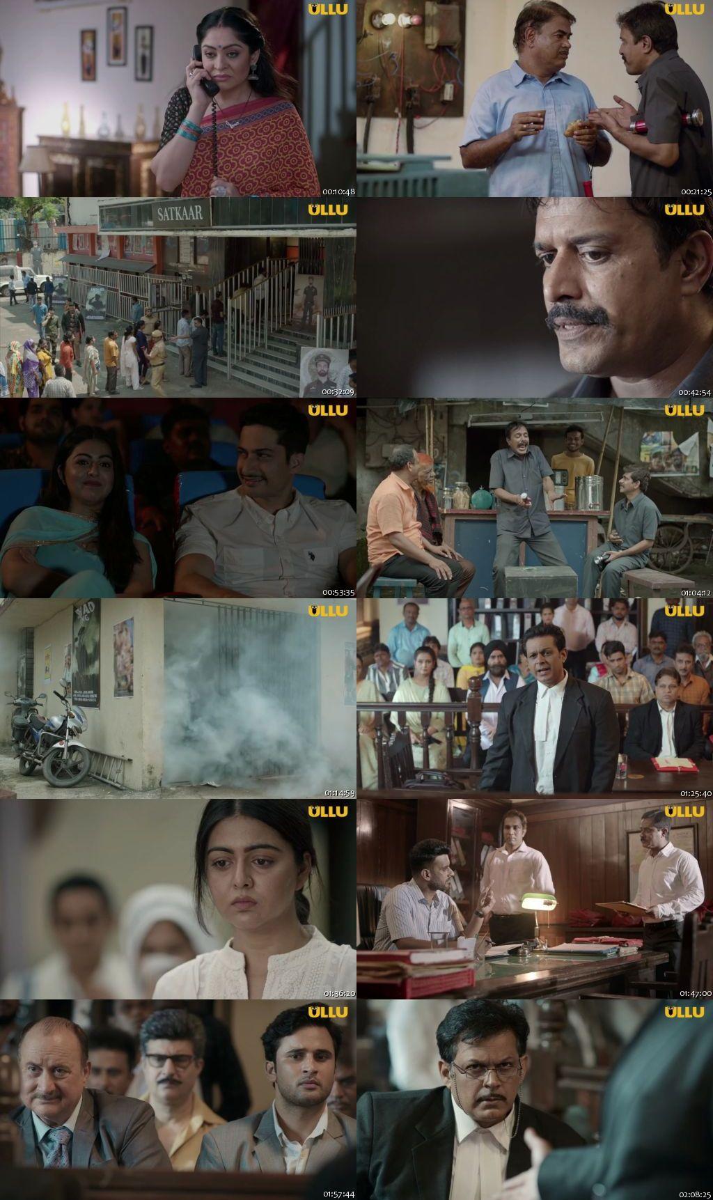 The Last Show 2021 HDRip 720p Hindi
