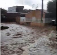 Chove forte em Equador e Parelhas no Rio Grande do Norte; veja vídeo