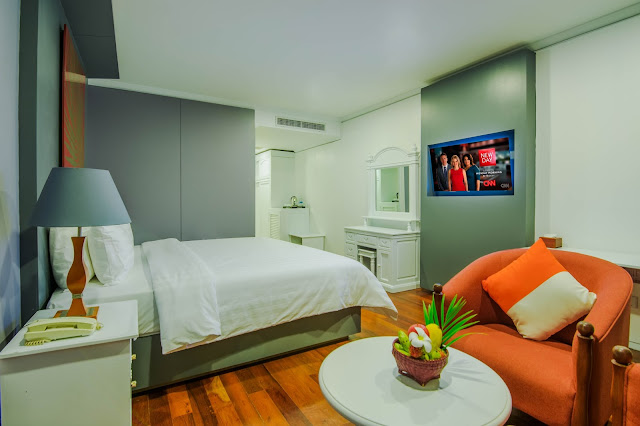 Best Memoire Suite Room in Siem Reap