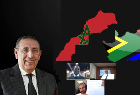توقيع بروتكول اتفاق للنهوض بفرص الاستثمار بين المغرب وجنوب إفريقيا