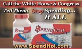 Image result for US Government stop spending