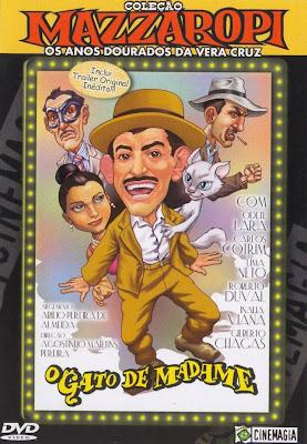 Mazzaropi: O Gato de Madame - DVDRip Nacional