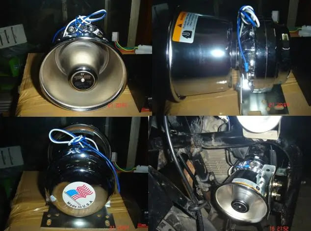 Aksesoris Motor Yang Bermanfaat