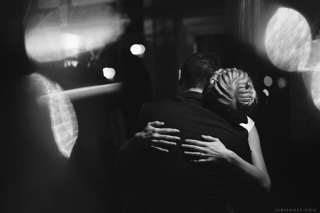 bankets kāzu deja