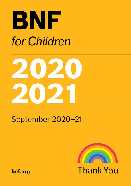 BNF for Children 2020-2021