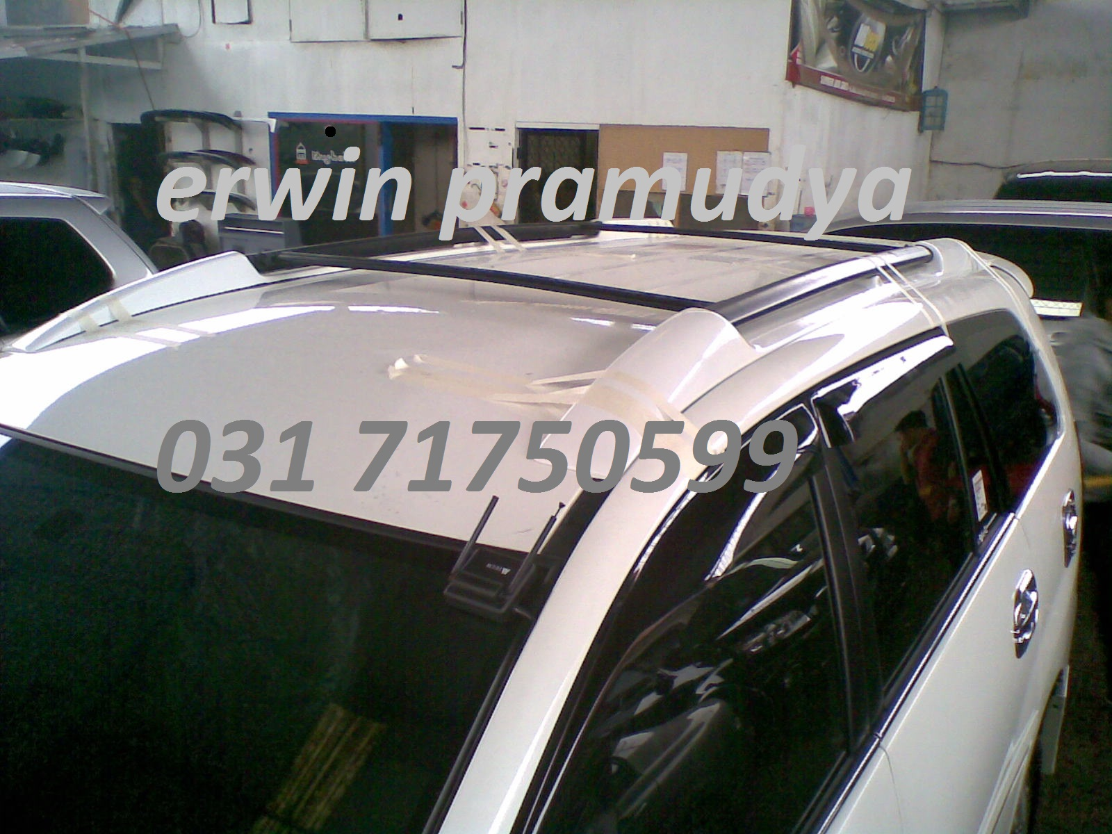 roof rail grand new avanza veloz kijang innova q accessories mobil surabaya 3m auto film