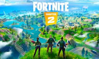 Update Fortnite Chapter 2