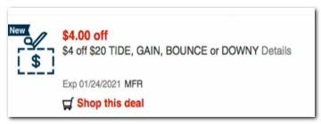 tide cvs crt coupon