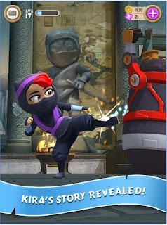 Clumsy Ninja Apk new version