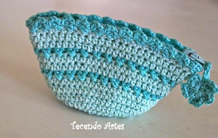 Monedero Al Crochet Todo Crochet - Monedero-crochet-patron
