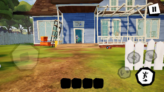 Cheat Hello Neighbor Android Gratis
