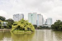 Perdanan Botanical Garden in Malaysia. www.WELTREISE.tv
