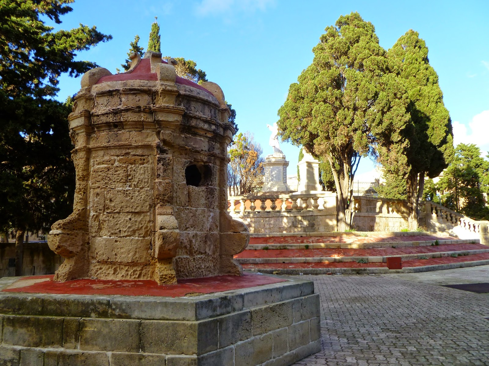 Malte plan b blue grotto visite de mdina rabat et for Plan de malte