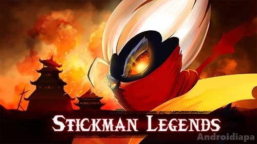 Stickman-Legends-Logo