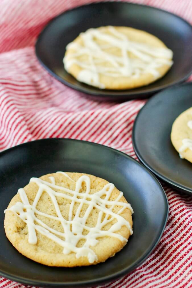 Maple sugar Christmas Cookies