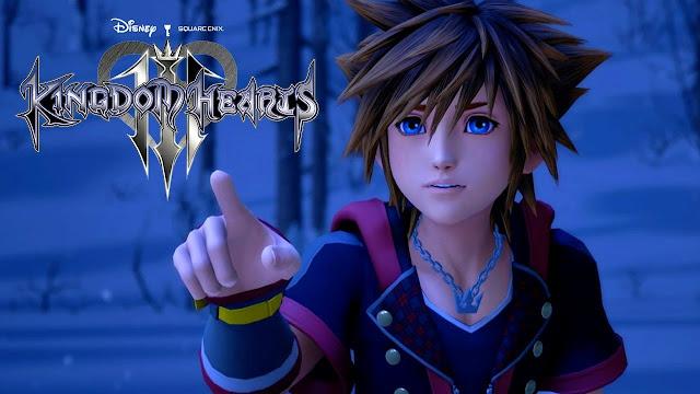 Kingdom Hearts III menjadi urutan nomer 1 dalam pasar Jepang via Gematsu.