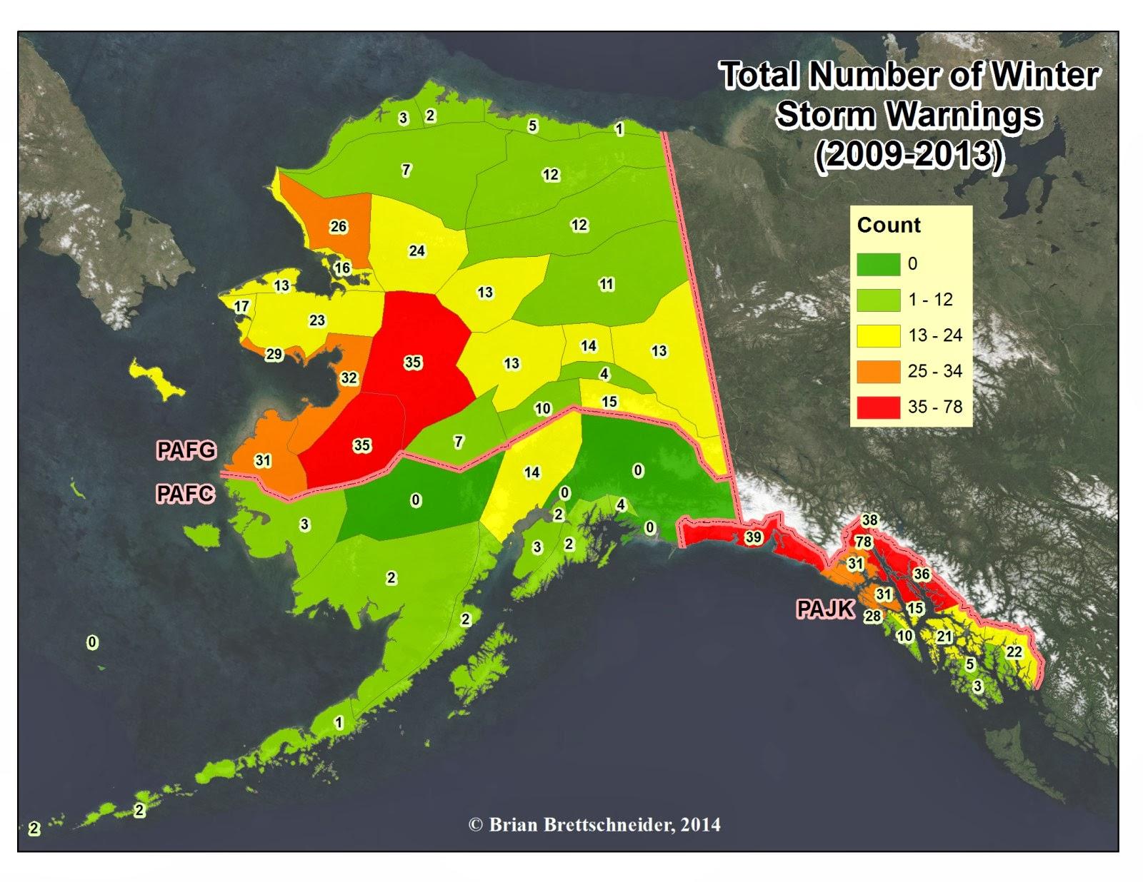 Alaska Weather Map Deep Cold: Alaska Weather & Climate: Alaska Winter Advisories 2009  Alaska Weather Map