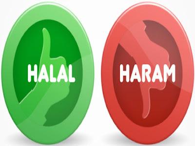 Perkara Halal & Haram