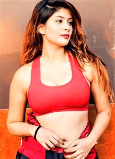 Female Indian Youtuber 2019 Shenice Shrestha