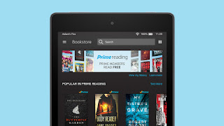 Press Release: Introducing Prime Reading - The Newest Benefit for Prime Members