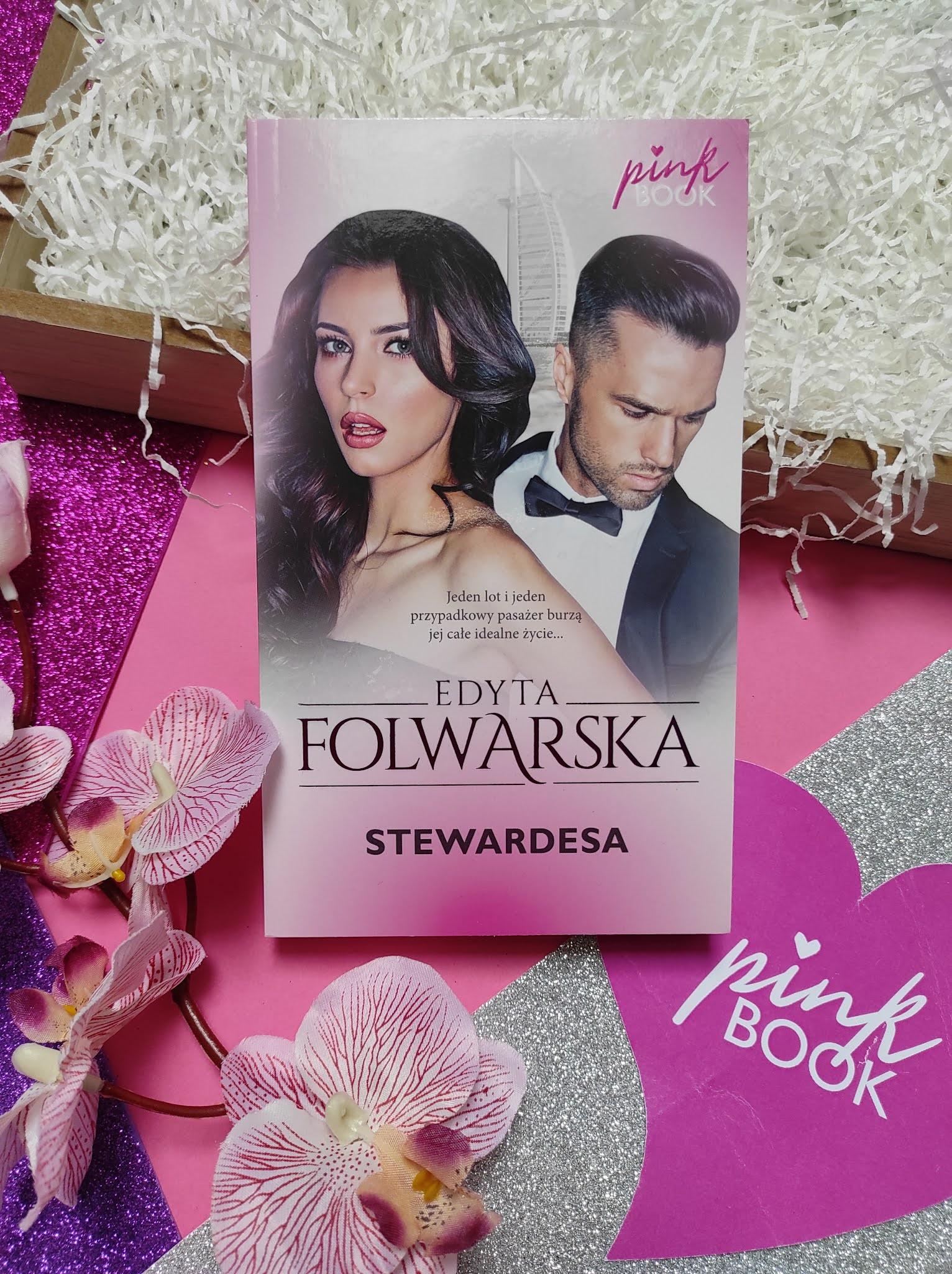 """""""Stewardesa"""" Edyta Folwarska - recenzja"""