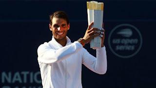 TENIS (Masters 1000 Toronto 2018) - Nadal inicia con buen pie la temporada en pista