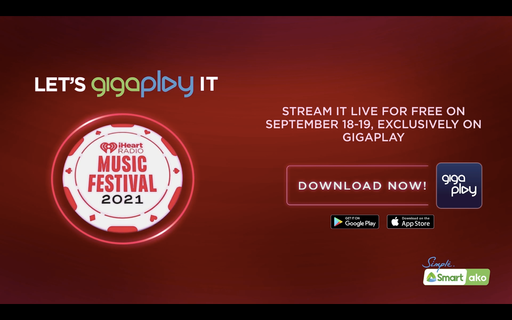 Catch Billie Eilish, Dua Lipa, Coldplay, Maroon 5, and more live for free exclusively on Smart's GigaPlay App