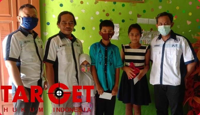 Sekber DPC Purworejo Kembali Bagikan Tali Asih ke Anak Yatim Piatu