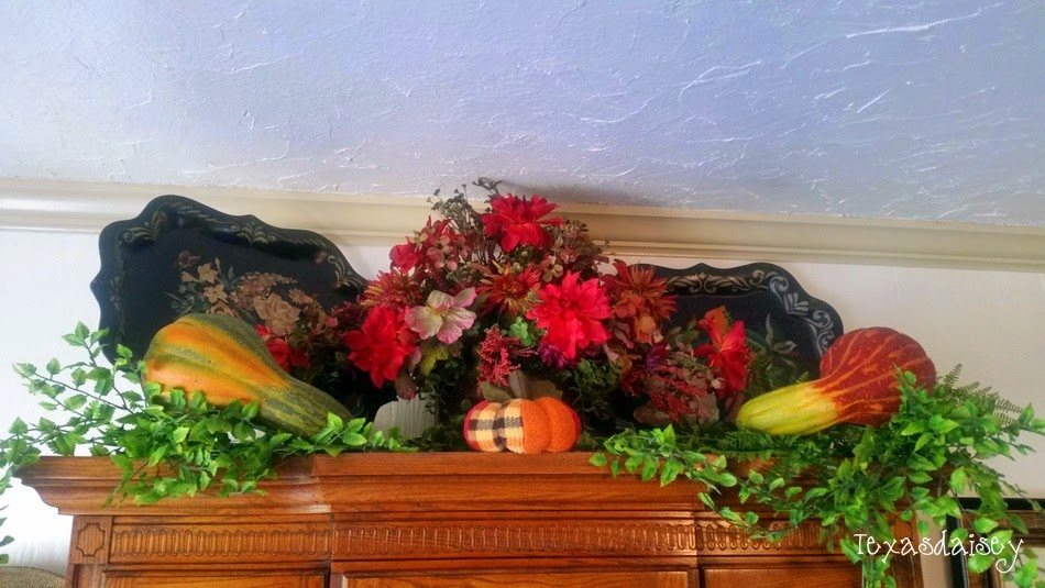 Texasdaisey: Autumn in my home 6