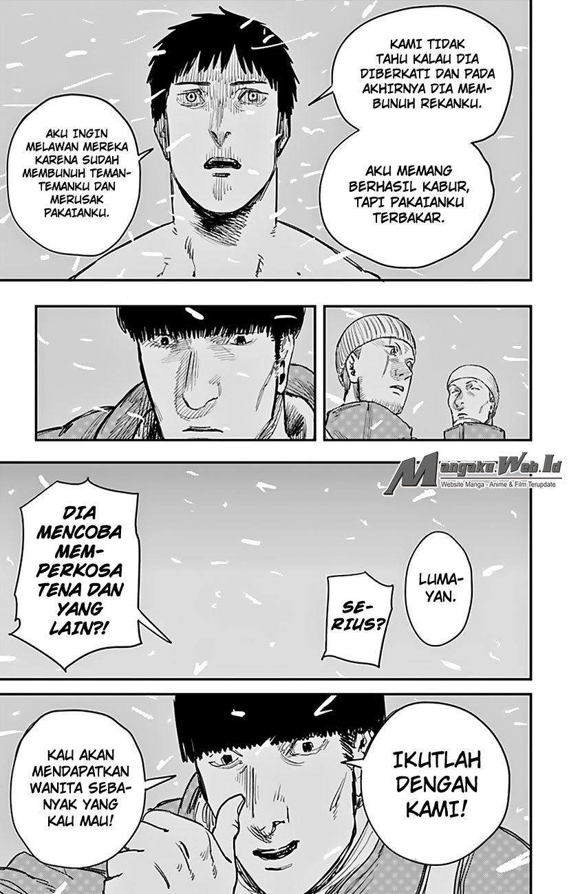 Fire Punch Chapter 55-9