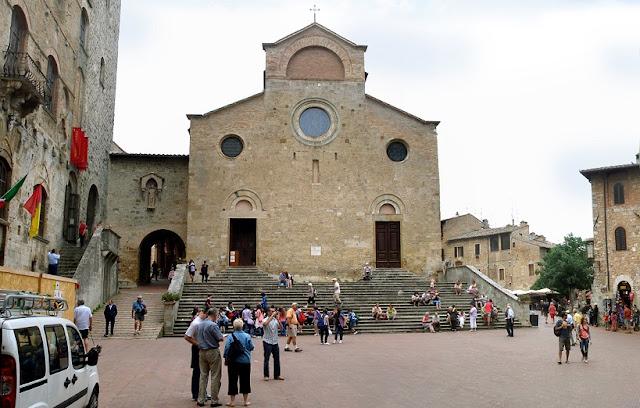 Igreja Colegiada de San Gimignano