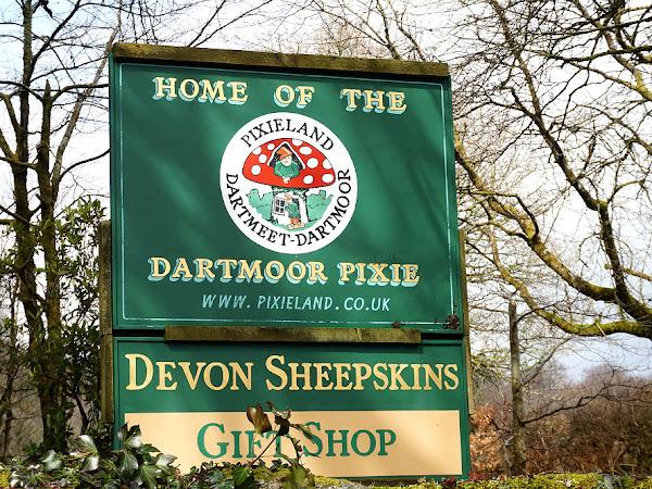 Places: Devon - Pixieland