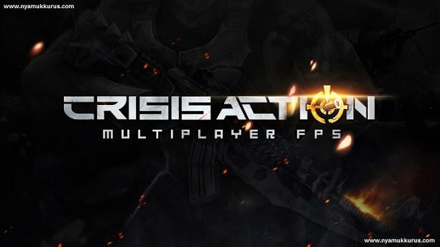 Crisis Action - Game FPS Terbaru Di Android Dengan Grafis Yang Memukau