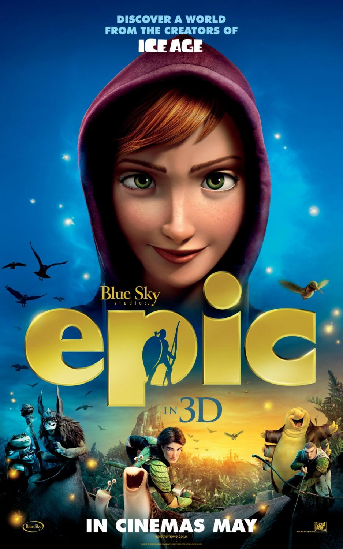 Nonton Film Epic (2013)