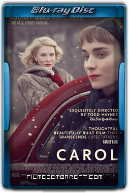 Carol Torrent (2016) - 720p e 1080p BluRay Dual Áudio