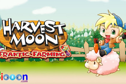 How to Get Download Games Harvest Moon Frantic Farming for PC Laptop