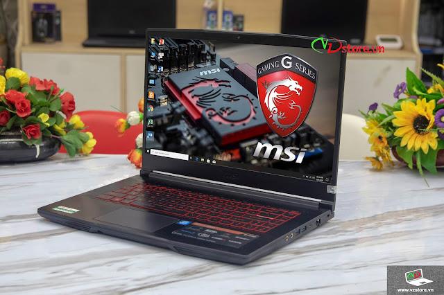 MSI GF63 8RD