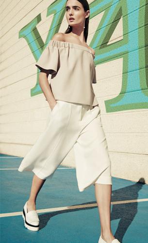 colección moda mujer primavera 2016 El Corte Inglés