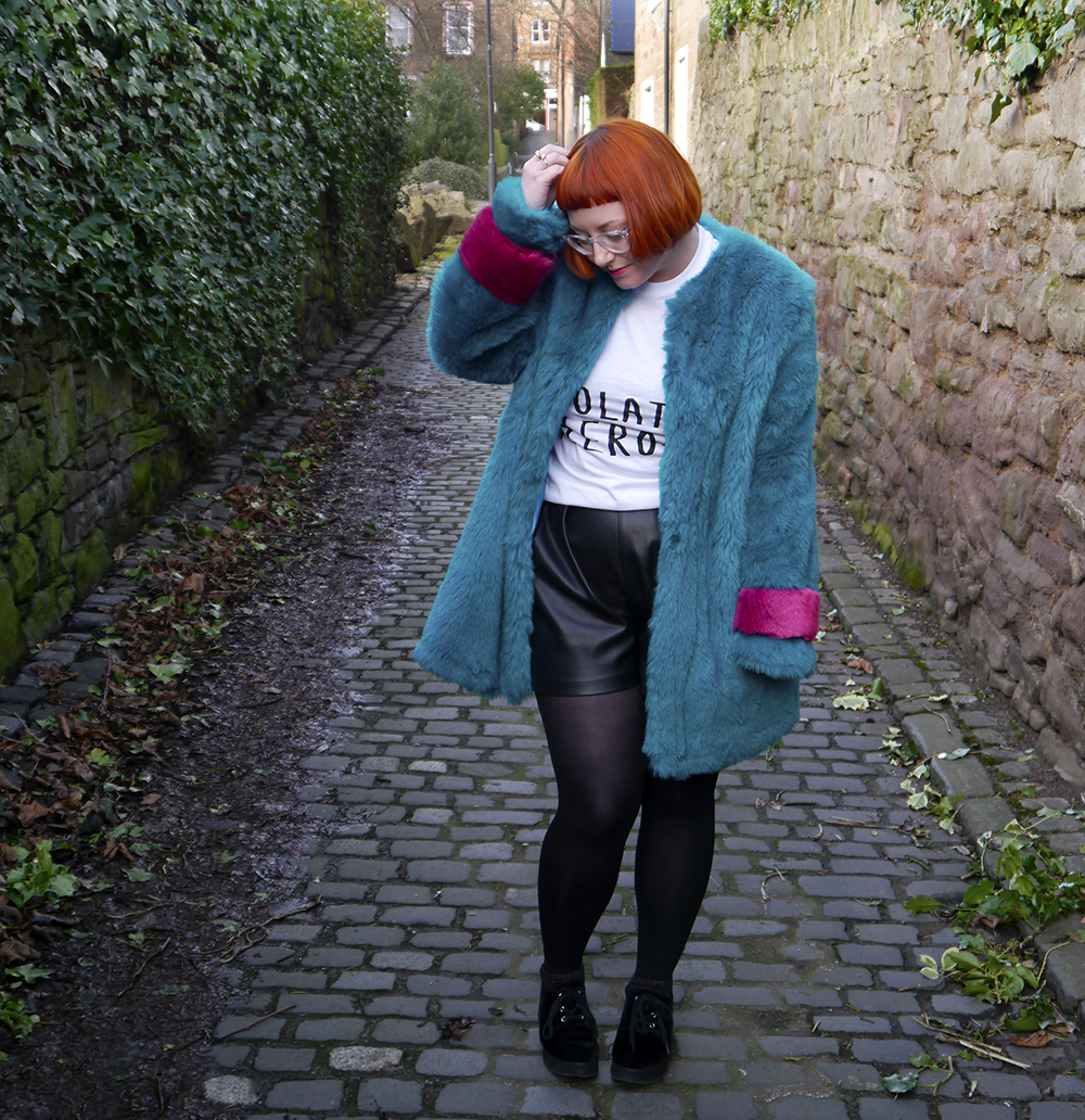 Isolated Heroes, Styled by Helen, Dundee designer, Scottish designer, Scottish blogger, Independent designer, street style, sequined outfit