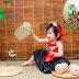 CONCEPT CÔ TẤM YẾM ĐỎ - BÉ DÂU  - Chụp Ảnh Cho Trẻ Ở TP Hồ Chí Minh