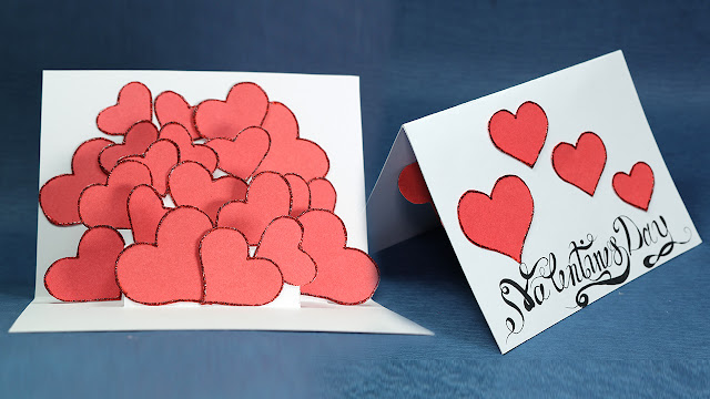 DIY Valentine Day Craft