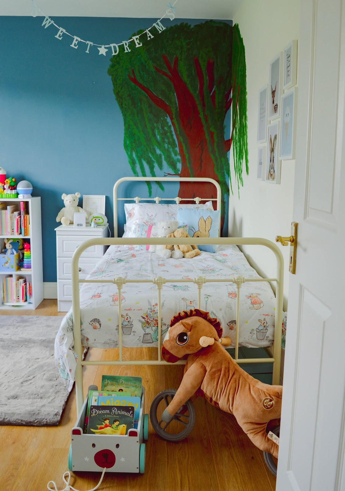 A Beautiful Peter Rabbit Boy Bedroom For Beau With