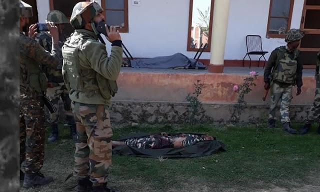 हिमाचल: श्रीनगर आतंकी हमले में पालमपुर का जवान शहीद, घर पर मां-बाप को रो रो कर बुरा हाल
