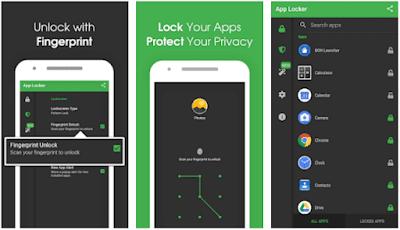تطبيق قفل التطبيقات