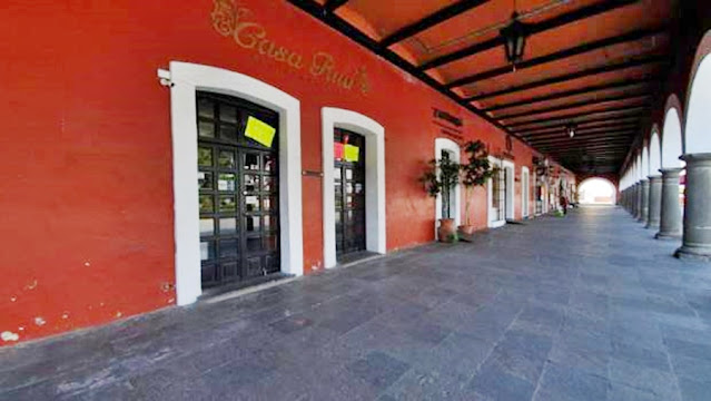 No abrirán restaurantes el fin de semana en San Pedro Cholula