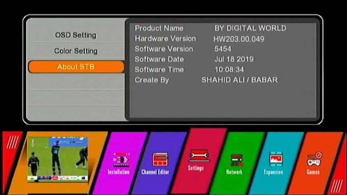 GX6605S HW203.00.049 TEN SPORT OK DISHTV FULL OK