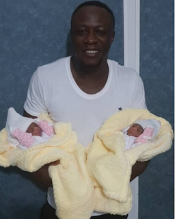 Meet Singer Chuddy K's Twins As They Turn +1.