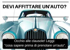 MIGLIORI COMPAGNIE NOLEGGIO AUTO