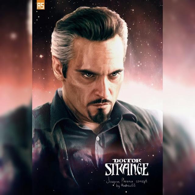 ¿Joaquin Phoenix como Dr.Strange?
